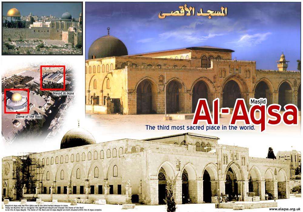 Yahudi cuba ambil alih Masjidil Aqsa